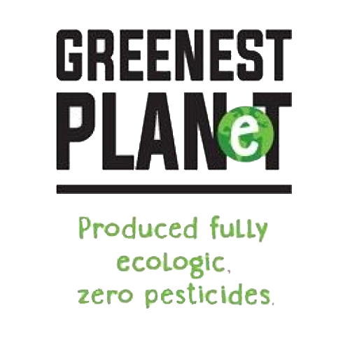 greenest planet logo
